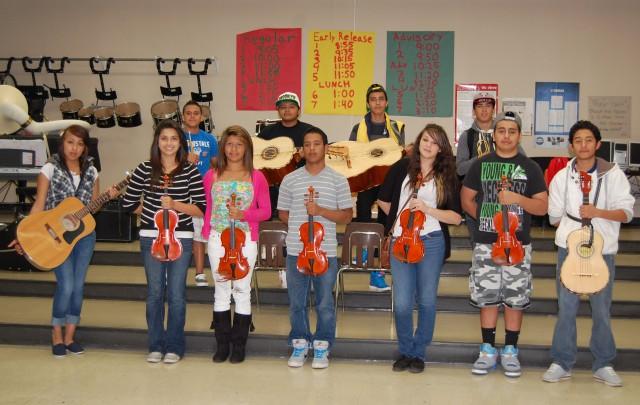 Columbia High School Mariachi Band