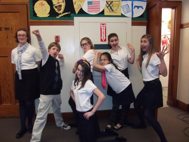 Hood River Middle School Musical