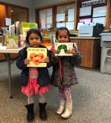Literacy and Library Programs Enhance Life in Gorge Communities